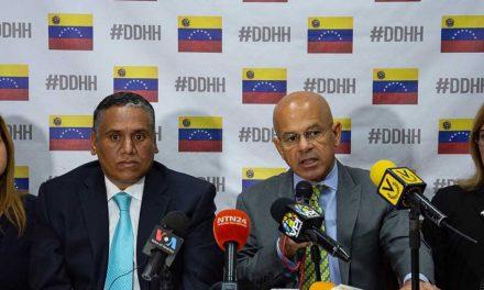 ONG Coalición de Derechos Humanos asegura que 40% de presos políticos son militares