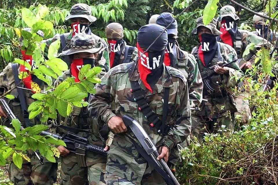 ELN propuso alto al fuego en Colombia por pandemia