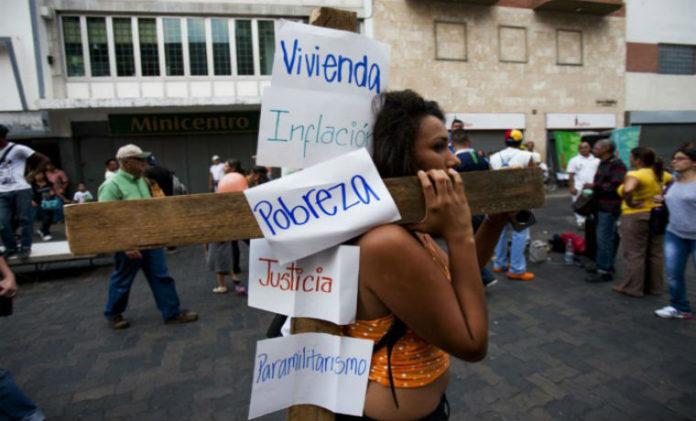 Venezuela dijo adiós a uno de los años más oscuros de su historia y el 2019 luce peor