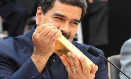 ¿De dónde sale el oro que Maduro quiere vender para obtener financiamiento?