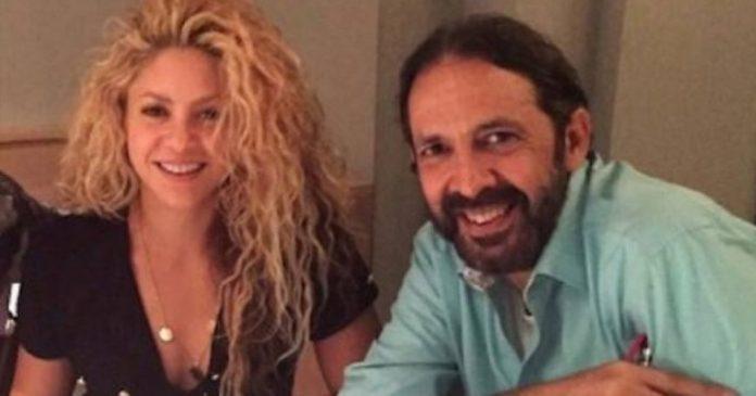 Shakira elogió a Juan Luis Guerra por su nuevo sencillo