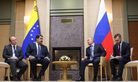 Rusia dice que Venezuela pagó a tiempo $100 millones en intereses de deuda