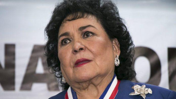 Carmen Salinas habla de su enfermedad
