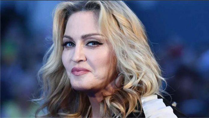 Madonna anuncia el título de su próximo disco