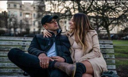 Esposa de Chicharito echa el cuento sobre su embarazo