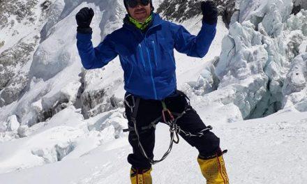 El increíble rescate de un cordobés en el Everest