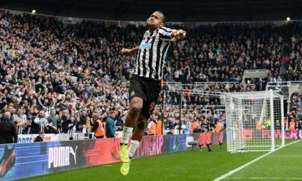 Salo Rondón fue elegido Jugador del Año del Newcastle
