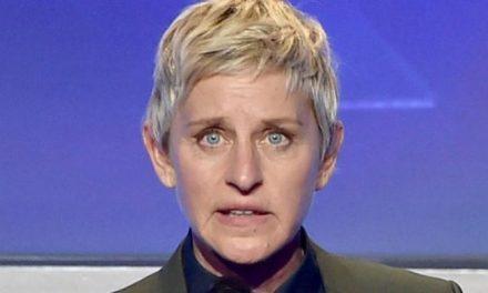 Ellen Degeneres soltó la lengua y dijo que su padrastro abusó de ella