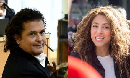 Shakira y Carlos Vives demuestran que no son altos plagiadores
