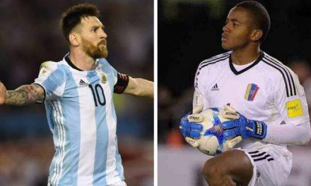 Messi vs Faríñez: el '10' quiere tumbar el muro vinotinto