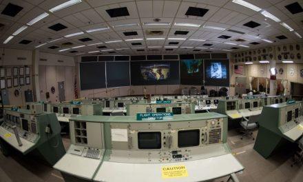 La NASA restauró su Centro de Control a su aspecto retro de 1965