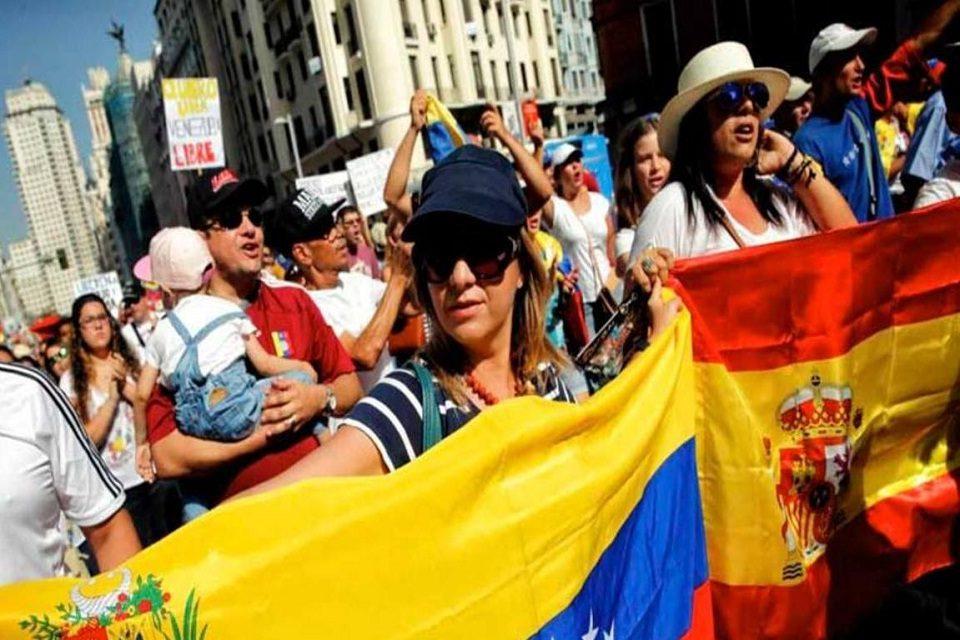 España informó que una de cada tres personas que solicita asilo es venezolana