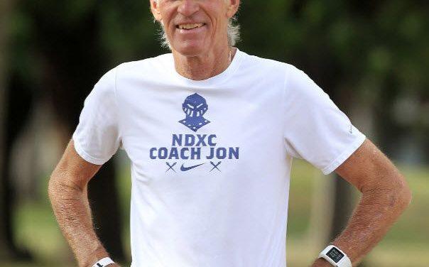 El hombre que no ha parado de correr durante 50 años