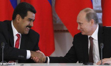 EEUU acusa a Maduro de comprar el apoyo de Rusia