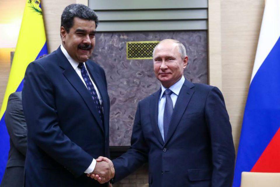 Rusia y Venezuela evalúan comercio en rublos para evitar sanciones