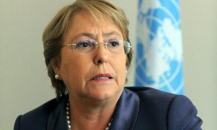 Bachelet visitará el país entre el 19 y el 21 de junio por situación de DDHH