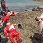 Migrantes: otra tragedia más en el Mar Mediterráneo
