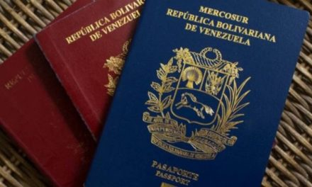 Estado español acepta pasaportes venezolanos caducados