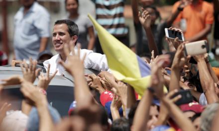 Político influyente: Juan Guaidó ganó el premio One Young World
