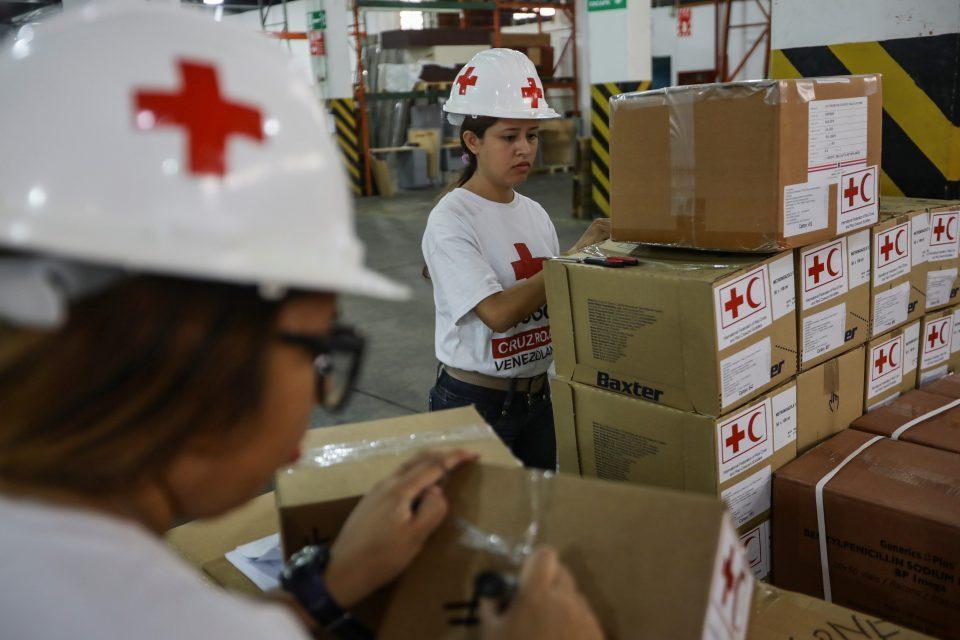 A punta de pistola impiden a la Cruz Roja entregar ayuda humanitaria en Aragua