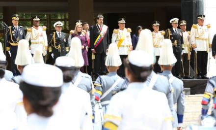 Maduro dejó en vilo ratificación del Alto Mando Militar