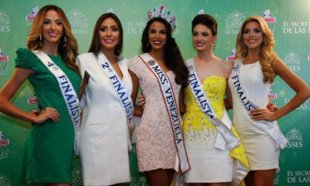 La crisis golpeó a la Organización Miss Venezuela