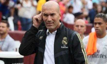 Zinedine Zidane: «Lo de Asensio tiene mala pinta»