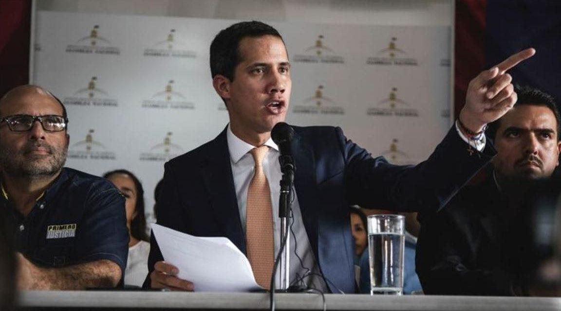 Guaidó sobre detención de escoltas: «El psiquiatra necesita un psiquiatra».