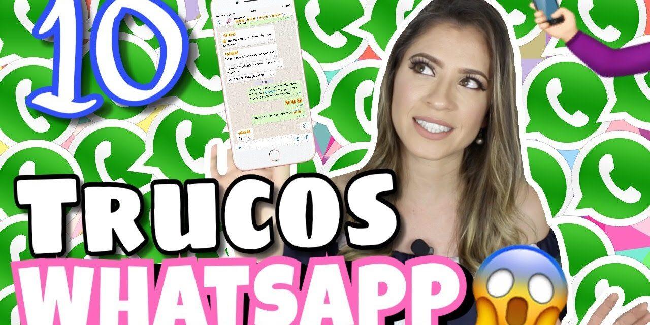 15 Trucos de Whatsaap que debes aprender!