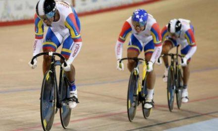 Equipo masculino de ciclismo de pista dio forfeit en Lima