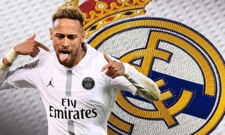 El Real Marid negocia por Neymar Jr