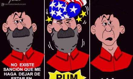«El Barbado» Caricaturas de Duncan