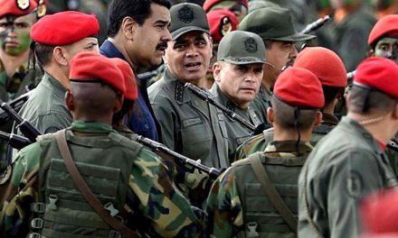 Los militares sancionados por EEUU están atornillados en los mandos de la FAN