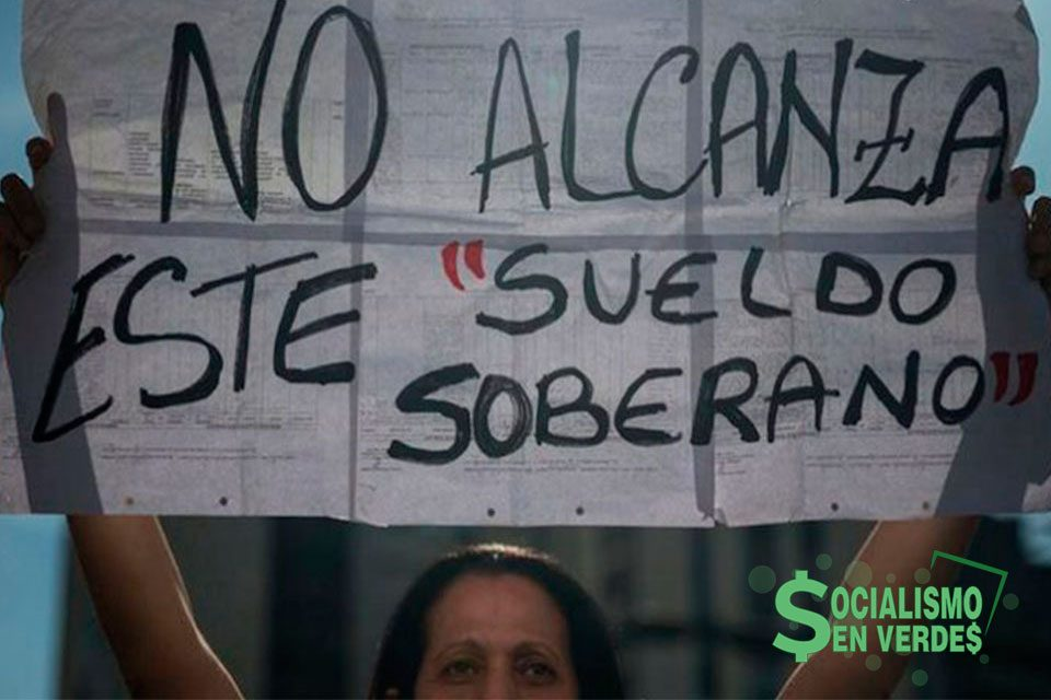 Salarios en dólares y en euros llegaron para quedarse en Venezuela