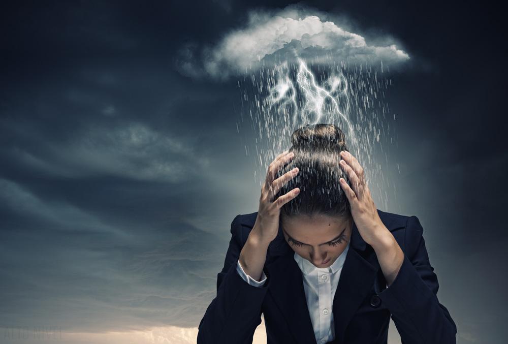 Día de la semana con mayor depresión para las personas