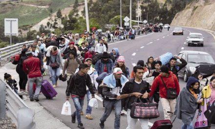 AL MENOS 49% DE FAMILIAS VENEZOLANAS TIENE UN INTEGRANTE EN EL EXTERIOR