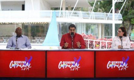 Maduro pidió al MP investigar a Guaidó por supuesta entrega del Esequibo