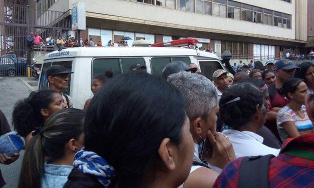 Dos fugas masivas de presos se registraron en El Paraíso y Boleíta