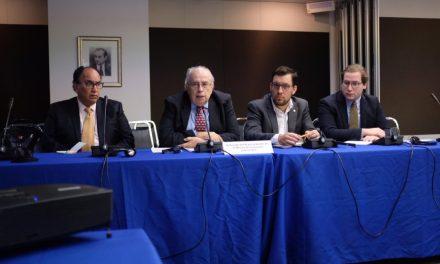 Gustavo Tarre Briceño pidió en la Cidh «más presión» sobre el régimen