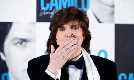 Muere el cantante español Camilo Sesto a los 72 años