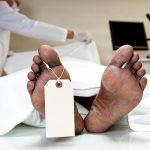 Descubren que el cuerpo humano se mueve después de su muerte