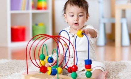 Con tan sólo catorce meses los bebés ya saben lo que es contar