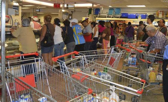 Canasta alimentaria superó los 6 millones de bolívares en septiembre