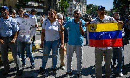 Caracas y en otros estados hubo manifestaciones de protestas