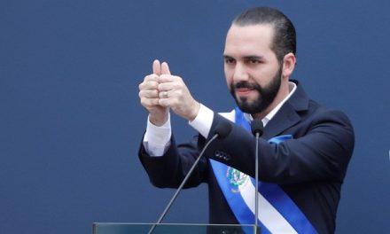 Bukele dice que no tiene personal diplomático en Venezuela