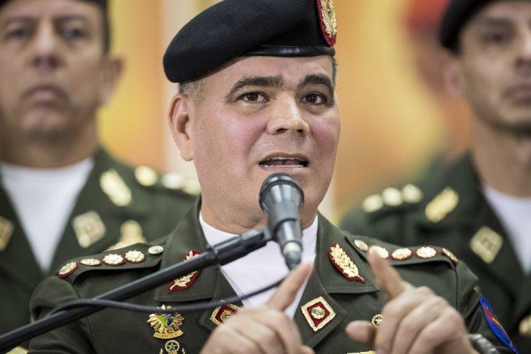 Padrino López Ministro