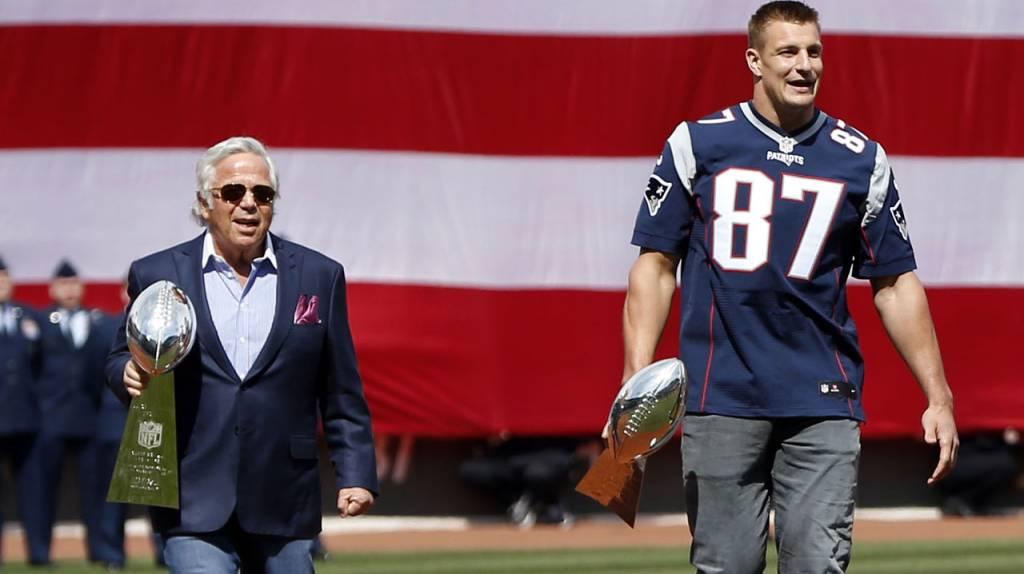 Volverá Rob Gronkowski en playoffs?, los Patriots aún tienen esperanza