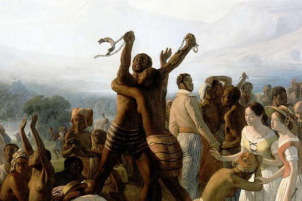 2 de diciembre - Día Internacional para la Abolición de la Esclavitud