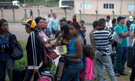 Brasil otorgó estatus de refugiados a 21.432 venezolanos