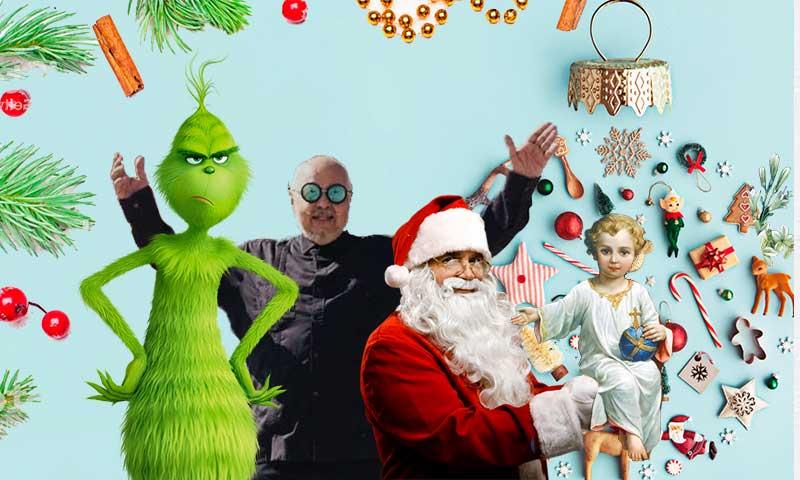 Claudio Nazoa La Navidad